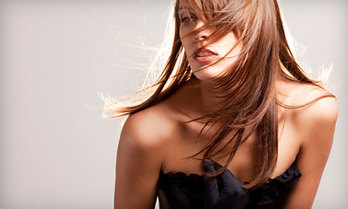 Everything Beauty Spa & Salon - Allen: $99 for Keratin Hair-Smoothing Treatment at Everything Beauty Salon & Spa ($300 Value)