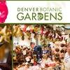 47% Off Botanic Gardens Holiday Sale Admission