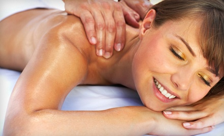 One 60-Minute Swedish Relaxation Massage (up to an $80 value) - Wayne Saville in Greensboro