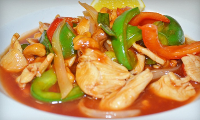 Thai House - Gastonia: $12 for $24 Worth of Thai Cuisine at Thai House in Gastonia