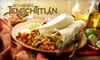 Restorante Tenochtitlan - Blue Island: $10 for $25 Worth of Mexican Cuisine and Drinks at Restaurante Tenochtitlan in Blue Island