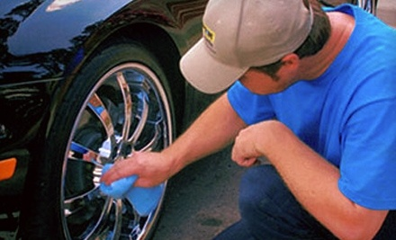 Finish Line Mobile Wash & Detail - Finish Line Mobile Wash & Detail in