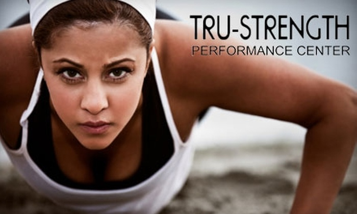 Tru-Strength Performance Center - Massillon: $29 for 30 Days of Unlimited Boot-Camp Classes at Tru-Strength Performance Center in Massillon ($199 Value)