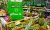 Wertgutschein Online-Supermarkt
