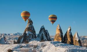 Fly Squad: Godzinny lot balonem nad górami dla 2 osób za 1999 zł i więcej opcji z Fly Squad