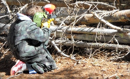 Paintball Outing for Two (a $79 value) - Capture the Flag in