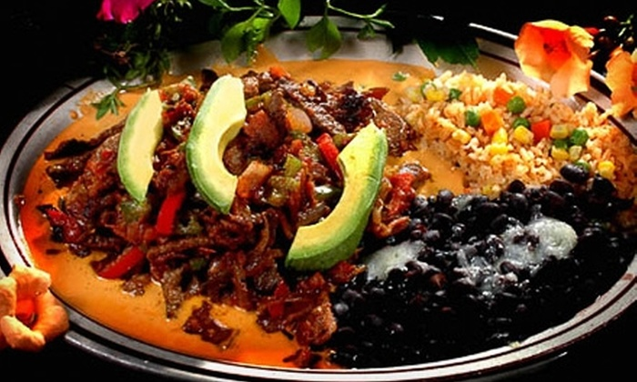 Blue Iguana - Multiple Locations: $10 for $20 Worth of Mexican Fare at Blue Iguana's Salt Lake City Location or $15 for $30 Worth of Mexican Fare at Blue Iguana's Park City Location