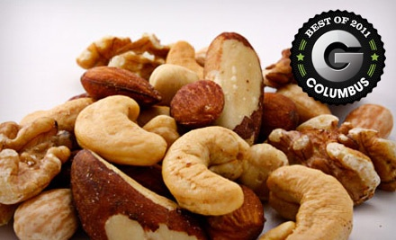 $20 Groupon to Krema Nut Company - Krema Nut Company in Columbus