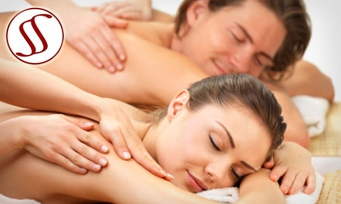 Sterling Spa - Dallas: $59 for a 50-Minute Swedish Massage Plus a Back Scrub at Sterling Spa (Up to $127 Total Value)