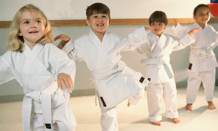 Up to 86% Off at Core Fitness & Martial Arts