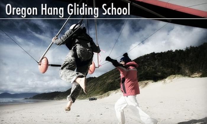 Oregon Hang Gliding School - Corvallis: $49 for a Discover Hang Gliding Experience at Oregon Hang Gliding School ($99 Value)