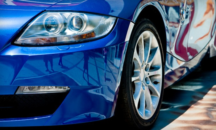 Dolphin Car Wash - Thornton: $17 for Seven-Wash Punch Card at Dolphin Car Wash in Thornton ($35 Value)