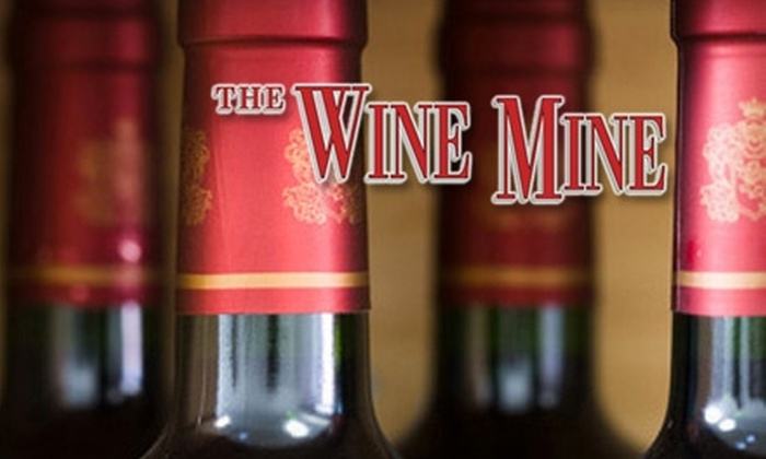 The Wine Mine - Shafter: $10 for $20 Worth of Wine Plus a Wine Tasting for Two at The Wine Mine in Oakland ($22 Value)
