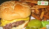 National Burger Weekend is Fresh Off the Grill! Chow Down with 57% Off at Meister's Bar & Grill