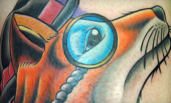 Tattoo Seen - Schuylerville,Unionport: $30 for $70 Worth of Tattoo Services at Tattoo Seen