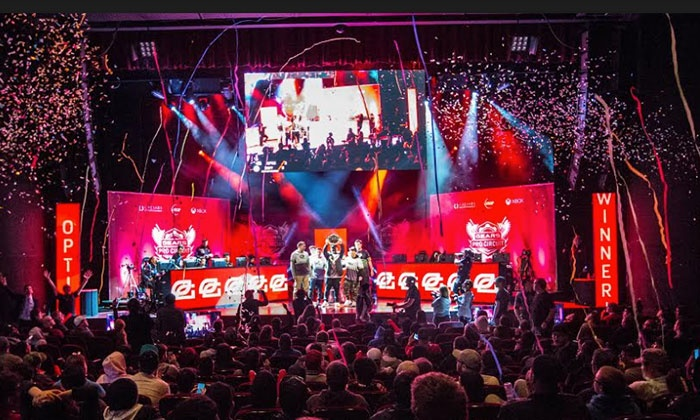 Gears Pro Circuit Las Vegas Open - Multiple Locations: One or Two Three-Day General-Admission Passes at Off at Gears Pro Circuit Las Vegas Open (Up to 50% Off)