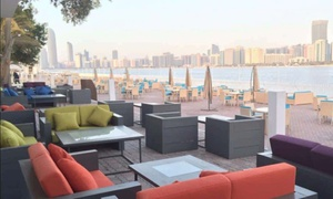 Hookah Lounge: AED 100, 200 or 300 Towards Food and Drinks at Hookah Lounge (Up to 51% Off)