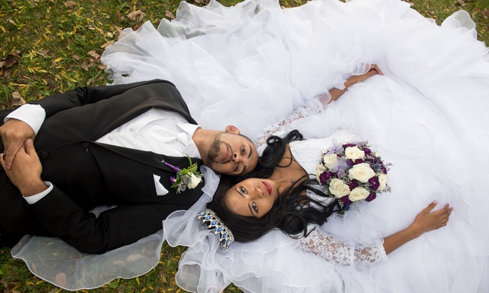 Fly On The Wall Photography - Chicago: $295 for 8-Hours of Professional Wedding Photography at Fly On The Wall Photography ($1,349 Value)