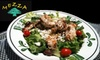 Mezza Restaurant and Lounge - Albright: $10 for $20 Worth of Lebanese Fare and Drinks at Mezza Restaurant & Lounge
