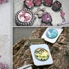 Fusionglass Co - La Mesa: $19 for $50 Worth of Custom Jewelry or One Glass Making Class at Fusionglass Co.