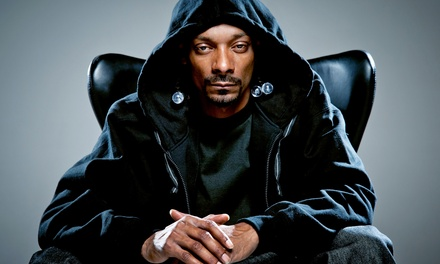 Snoop Dogg at Santa Ana Star Center on Saturday, April 25 (Up to 32% Off)