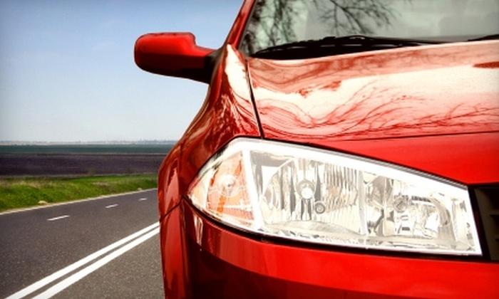 Los Olivos Hand Car Wash - Phoenix: $25 for Three Super Washes at Los Olivos Hand Car Wash (Up to $50.97 Value)