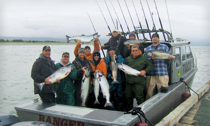 AllInclusive Alaskan Fishing Tour Groupon - Alaska all inclusive