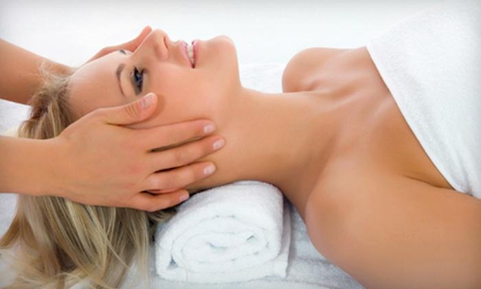 Natural Skin Science - Encinitas: Spa Package with Facial and Massage or Spa Package with Facial at Natural Skin Science in Encinitas (Up to 60% Off)