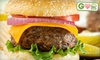 British Arms Pub - City Center: $6 for Burger and Fries at The British Arms Pub in Barrie (Up to $12.41 Value)