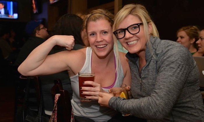 Beer and Burpees: Work Out. Hang Out. - Lakeview: Four Weeks of Unlimited Strength and Conditioning Classes from Beer and Burpees: Work Out. Hang Out. (75% Off)
