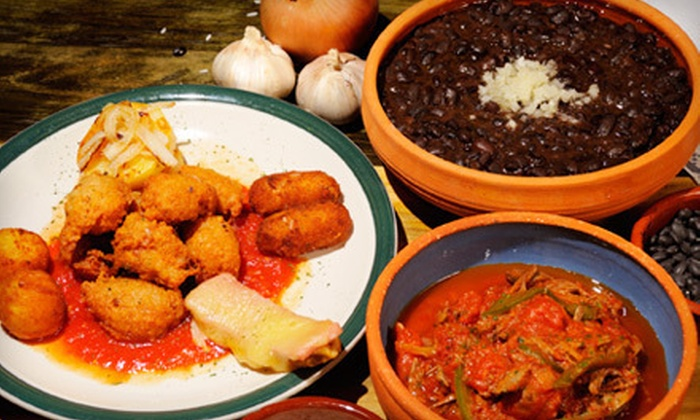 Cubana Restaurant - Frankfort Ave,Crescent Hill,Clifton: $15 for $30 Worth of Cuban Cuisine at Cubana Restaurant