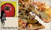 $10 for Eats at Black Rock Pizza