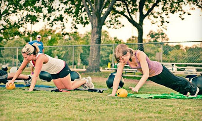 Austin Sports & Social Club - Barton Hills: 4 or 12 Weeks of SportFit Classes at Austin Sports & Social Club (65% Off)
