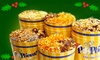 POPtions! Popcorn  - Village at Schneithorst's : Gourmet-Popcorn Bags or Tins at POPtions! (Half Off). Two Options Available.