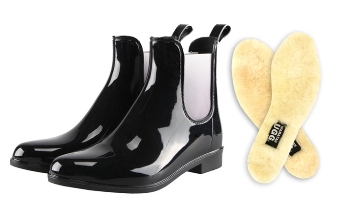 eb813bba388 Up To 69% Off Women's Ugg Rainboots | Groupon