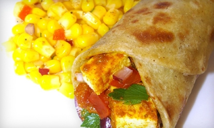 Liebe - NoLita: $10 for $20 Worth of Flavorful Indian Fare at Liebe