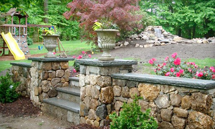 Awesome Landscape Design - Southborough: $299 for $1,000 Worth of Masonry and Paver Services from Awesome Landscape Design