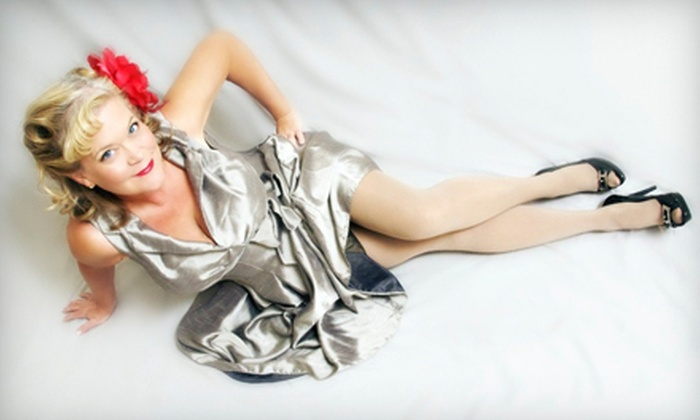 Hilary Hope Photography - Kansas City: $79 for a Pin-Up Photoshoot and Images at Hilary Hope Photography ($450 Value)