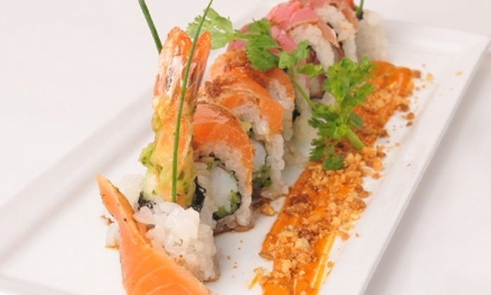 Imperia - Downtown: $15 for $30 Worth of Upscale Asian Fare and Sushi at Imperia