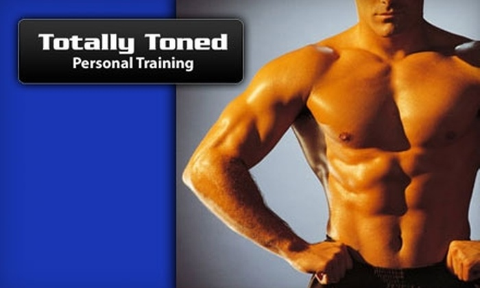 Totally Toned Personal Training - Euclid: $30 for Three Personal Training Sessions at Totally Toned Personal Training ($220 Value)