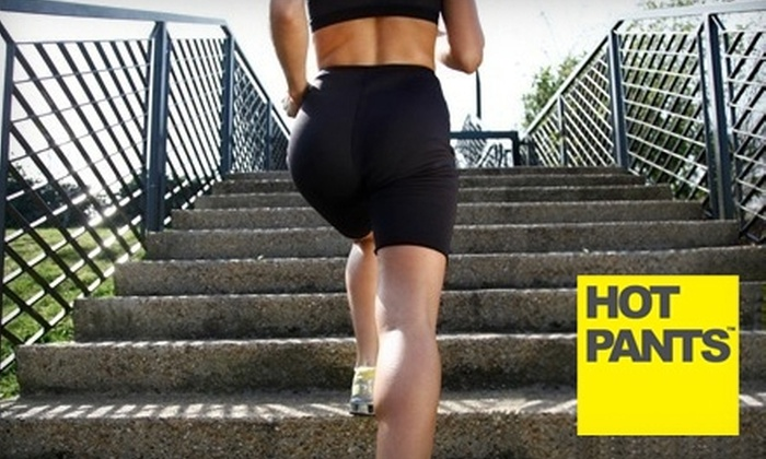 Zaggora : Weight-Loss HotPants in Shorts, Capri, or Flare Style from Zaggora (Up to 60% Off)