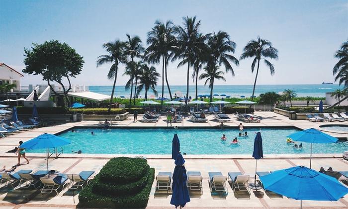 Oceanfront Hotel in Miami Beach