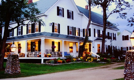 2- or 3-Night Stay for Two at Farm by the River Bed and Breakfast with Stables in North Conway, NH