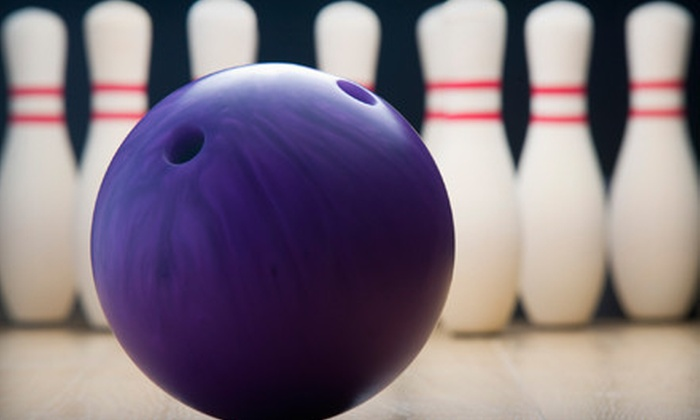 Ranch Bowl - Coronado: Two Hours of Bowling with Shoes and Pizza for Up to 6 or 12 or Five-Week Program with Ball at Ranch Bowl (Up to 81% Off)