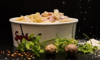 Pasta for Two or Four at Spagbowl