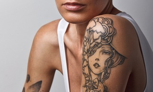 Adrian Tomas Tattoo: One-Hour Tattoo Session at Adrian Tomas Tattoo (46% Off)