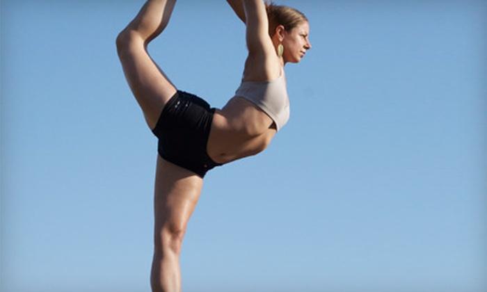Bikram Yoga Santa Barbara - Santa Barbara: $39 for One Month of Unlimited Bikram Yoga Classes at Bikram Yoga Santa Barbara (Up to $175 Value)