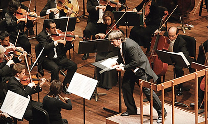 Lansing Symphony Orchestra - Downtown: Two Zone B or A Tickets to a Lansing Symphony Orchestra Performance on Friday, October 21, at 8 p.m.