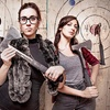 Up to 62% Off Two Hours of Axe Throwing at Bad Axe Throwing