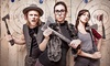 Bad Axe Throwing - Northeast Edmonton: Two Hours of Axe Throwing for Two, Four, or Six at Bad Axe Throwing (Up to 62% Off)